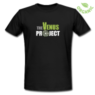 The Venus Project Organic T-Shirt