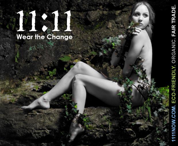11:11 Organic T-Shirt