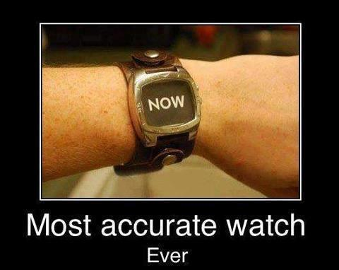 most accurate watch ever - now