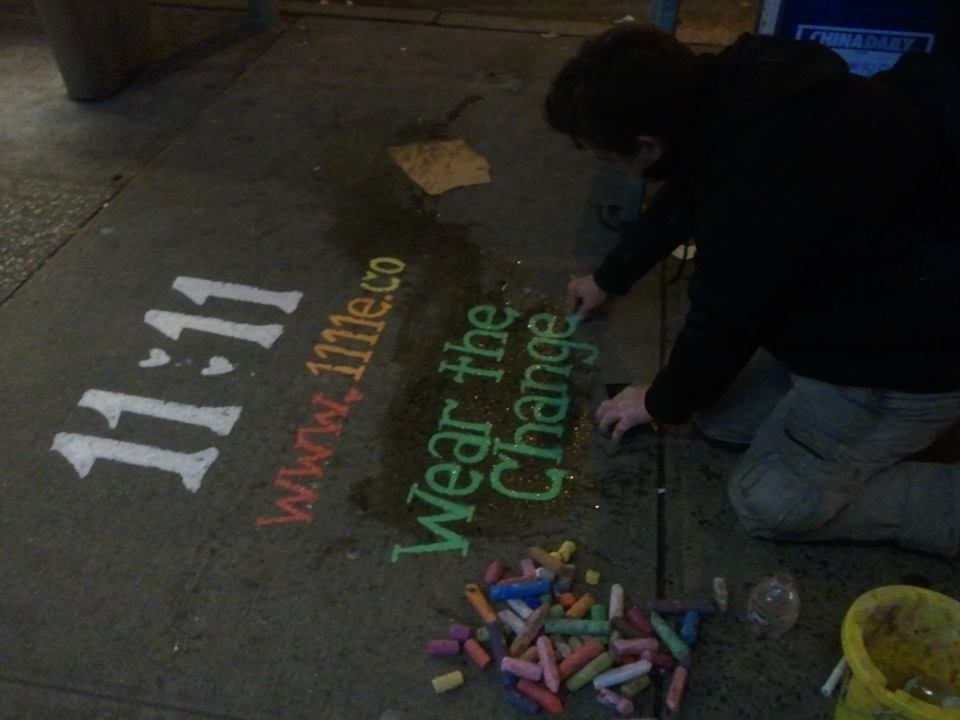 11:11 Street Art