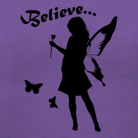 Believe in Fairies Tee