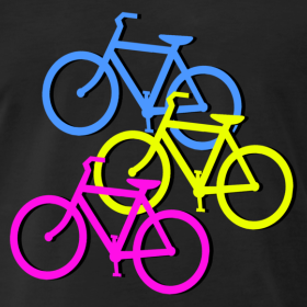 Bicycles Environmental T-Shirt