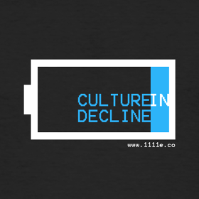 Culture in Decline T-Shirt Tee
