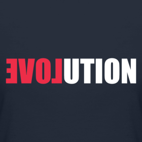 Evolution Love T-Shirt