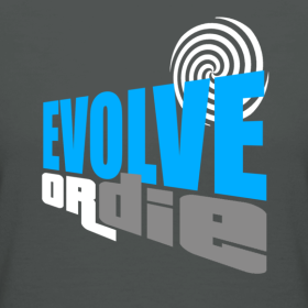 Evolve or Die Tee