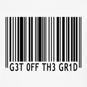 Get Off the Grid Tee