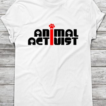 Animal Activist / Printable Iron On T-Shirt Transfer
