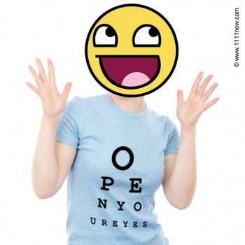 Open Your Eyes T-Shirt - 11:11