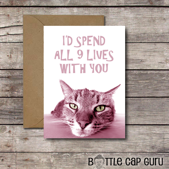 Printable Love Anniversary Cards 1111 Wear the Change – Valentine Cards for Lovers