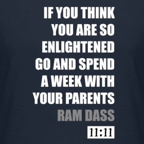 If You Think You Are So Enlightened Tee