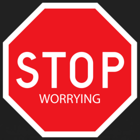 Stop Worrying T-Shirts Tea