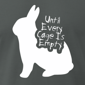 Until Every Cage is Empty Tee