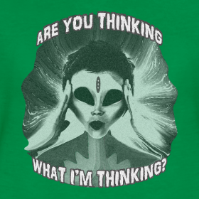 Telepathy ET: Are You Thinking What I'm Thinking? TEE