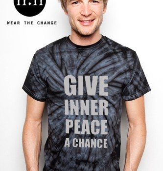 GIVE INNER PEACE A CHANCE 1111