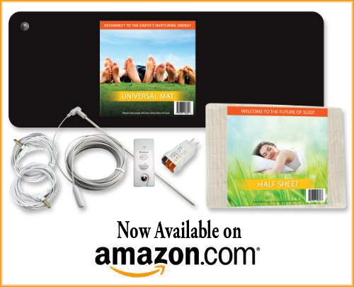 """Earthing Starter Kit"" on Amazon"