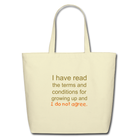 I've Read the Terms Eco Bag
