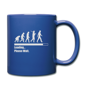 Loading Evolution - Full Color Mug