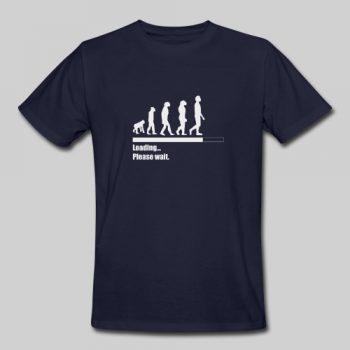 loading evolution tshirt