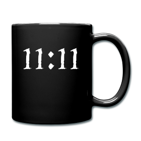 11:11 Full Color Coffee Mug