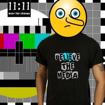 Believe the Media T-Shirt
