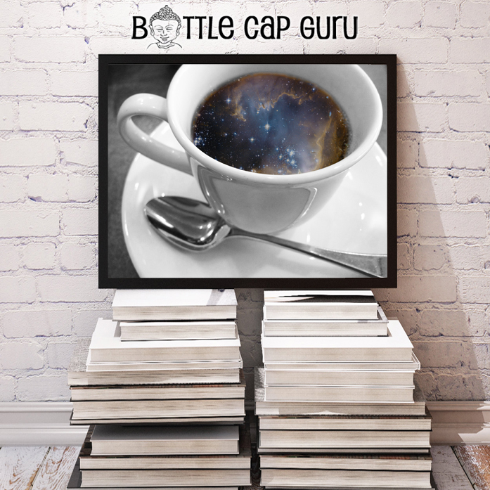 """COSMIC CUP / Printable 8x10"""" Poster // Instant Download on Etsy"""