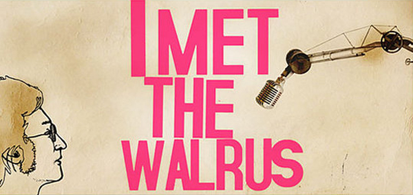 i met the walrus john lennon interview
