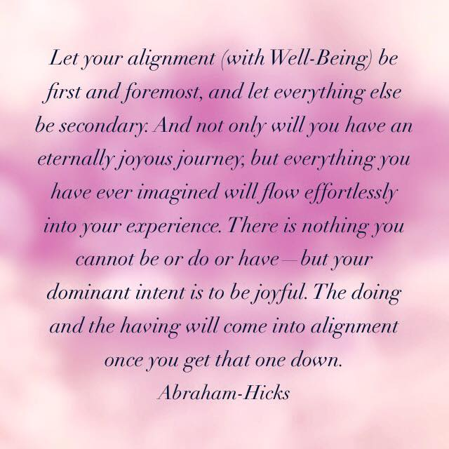 The Doing and the Having Will Come - Abraham Hicks