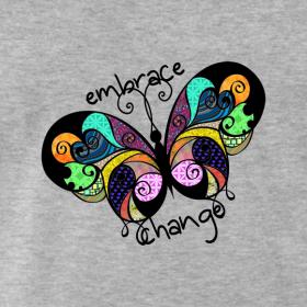 Embrace Change tee