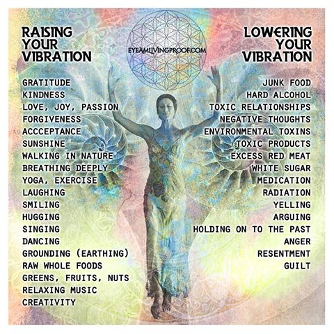 [VIDEO] How to Raise Your Vibration
