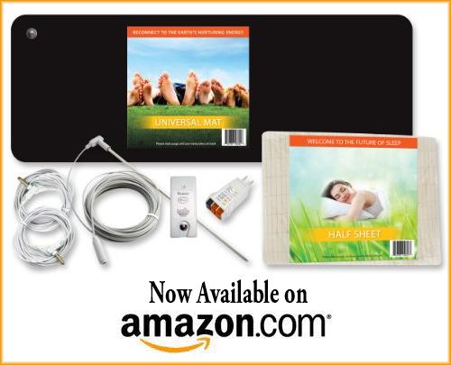 """Earthing Starter Kit"" on Amazon"